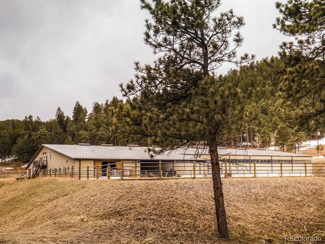 22828 Inca Road, Indian Hills, CO 80454