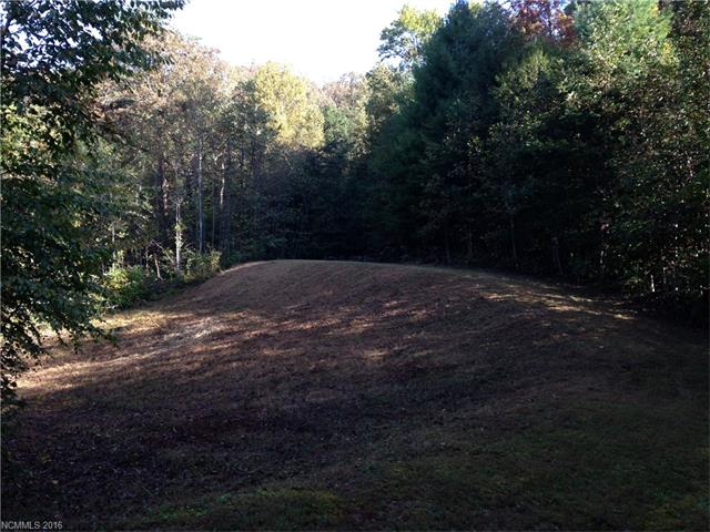 Excellent building lot in private development with in short driving distance to Hendersonville and Brevard.