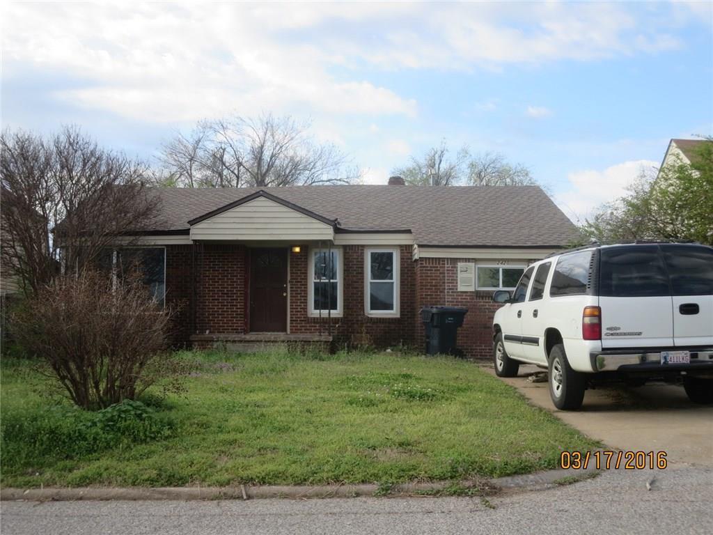 2420 NE 26th Street, Oklahoma City, OK 73111
