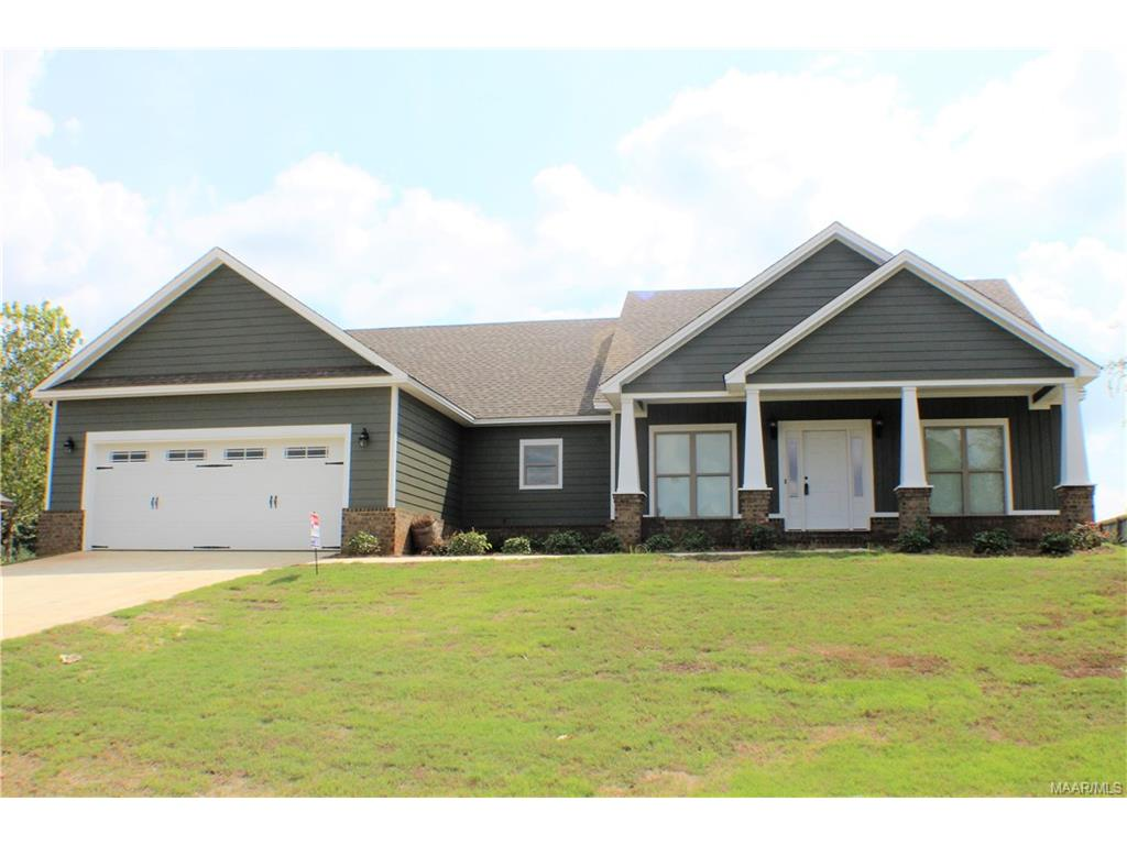1008 Ridge Point Drive, Deatsville, AL 36022