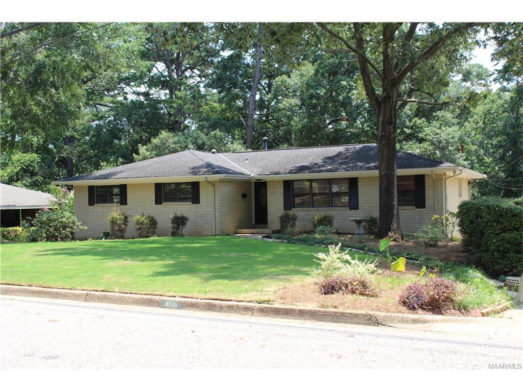406 Holly Ridge Drive, Montgomery, AL 36109