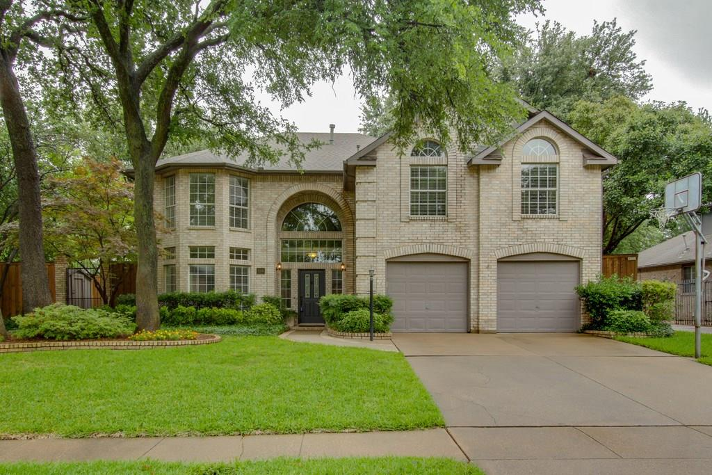 339 Spanish Moss Drive, Coppell, TX 75019