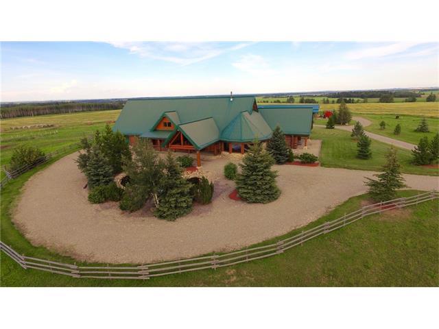3445 Range Road 35, Rural Red Deer County, AB T0M 0K0