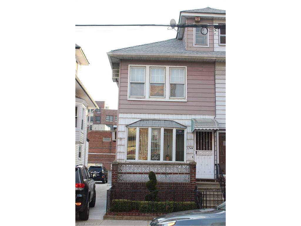 1744 E 21 Street, Brooklyn, NY 11229