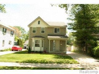 416 Taylor AVE, Rochester, MI 48307