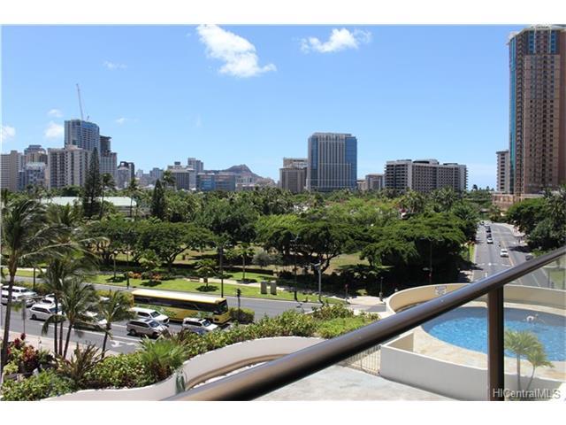 1860 Ala Moana Boulevard 603, Honolulu, HI 96815