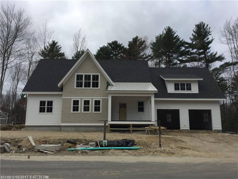 54 Chestnut Lane, Lot 8 , Yarmouth, ME 04096