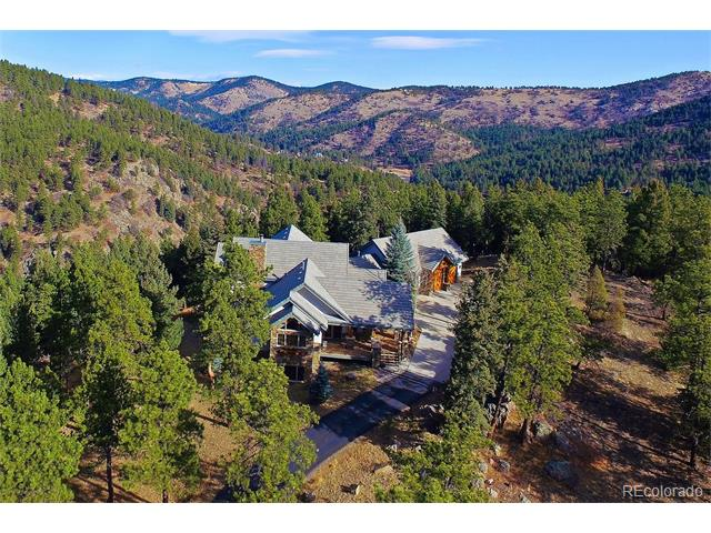 7007 Bluff Trail, Morrison, CO 80465