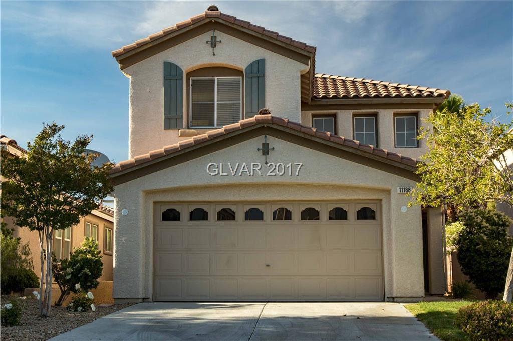11188 SANDRONE Avenue, Las Vegas, NV 89138