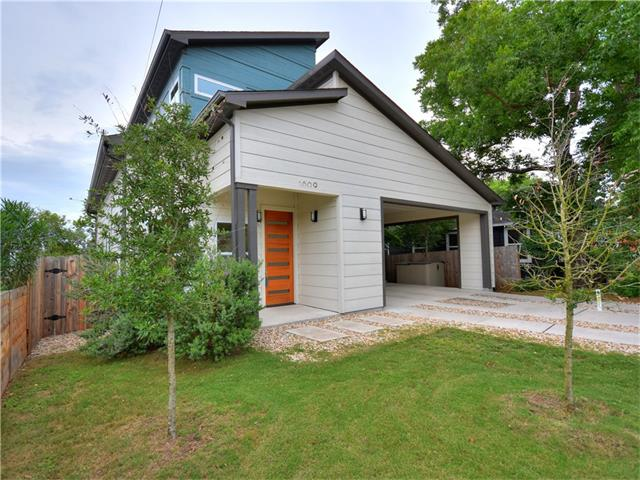 1609 Walnut Ave #A, Austin, TX 78702