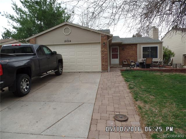 19024 E Oxford Drive, Aurora, CO 80013