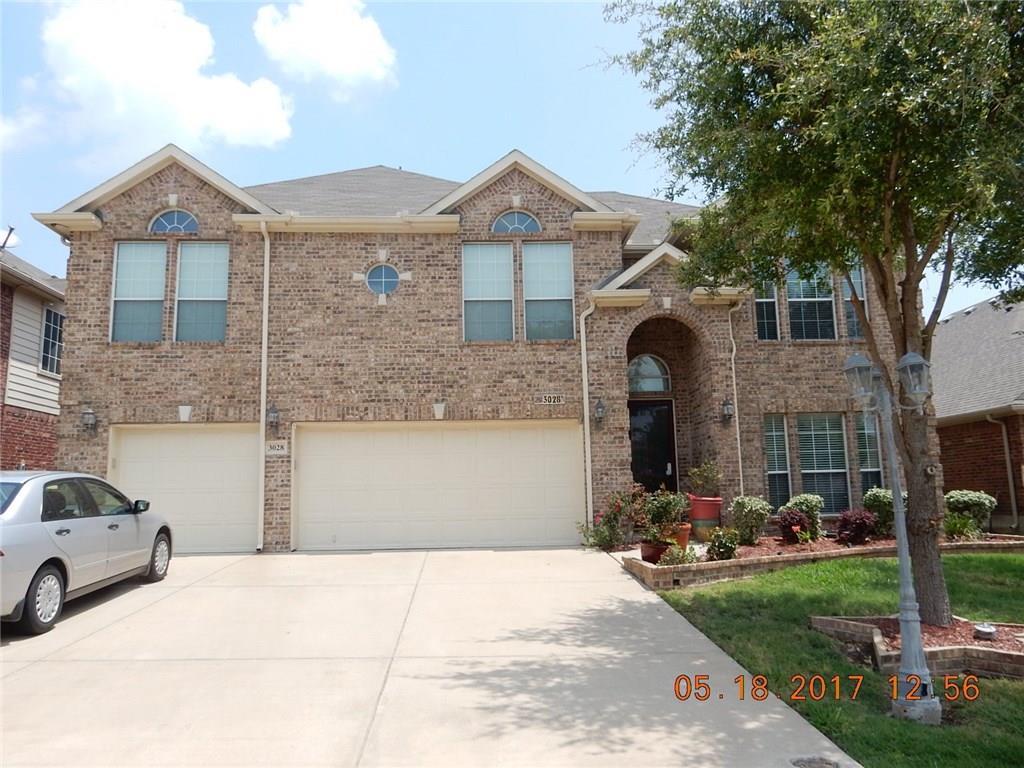 3028 Oak Briar Lane, Grand Prairie, TX 75052