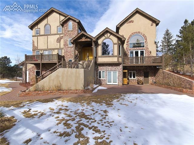 943 County 78 Road, Woodland Park, CO 80863