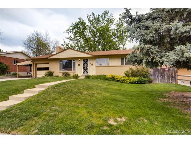 2962 S Vrain Street, Denver, CO 80236