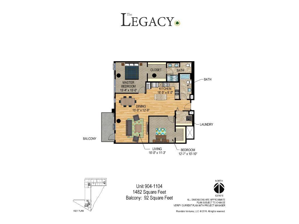 1240 2nd Street S 1004, Minneapolis, MN 55415