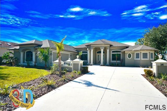 14 Old Oak Dr N, Palm Coast, FL 32137