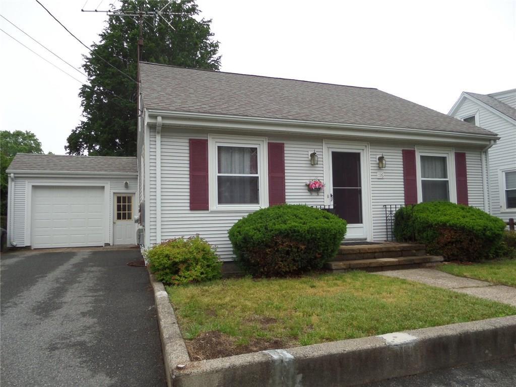 116 Clews ST, Pawtucket, RI 02861