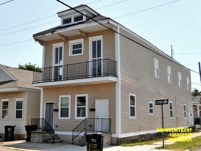 538 S CORTEZ Street, New Orleans, LA 70119
