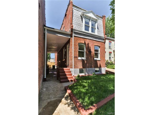 2929 Mcnair Avenue, St Louis, MO 63118
