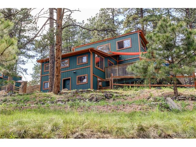 5162 Ute Road, Indian Hills, CO 80454