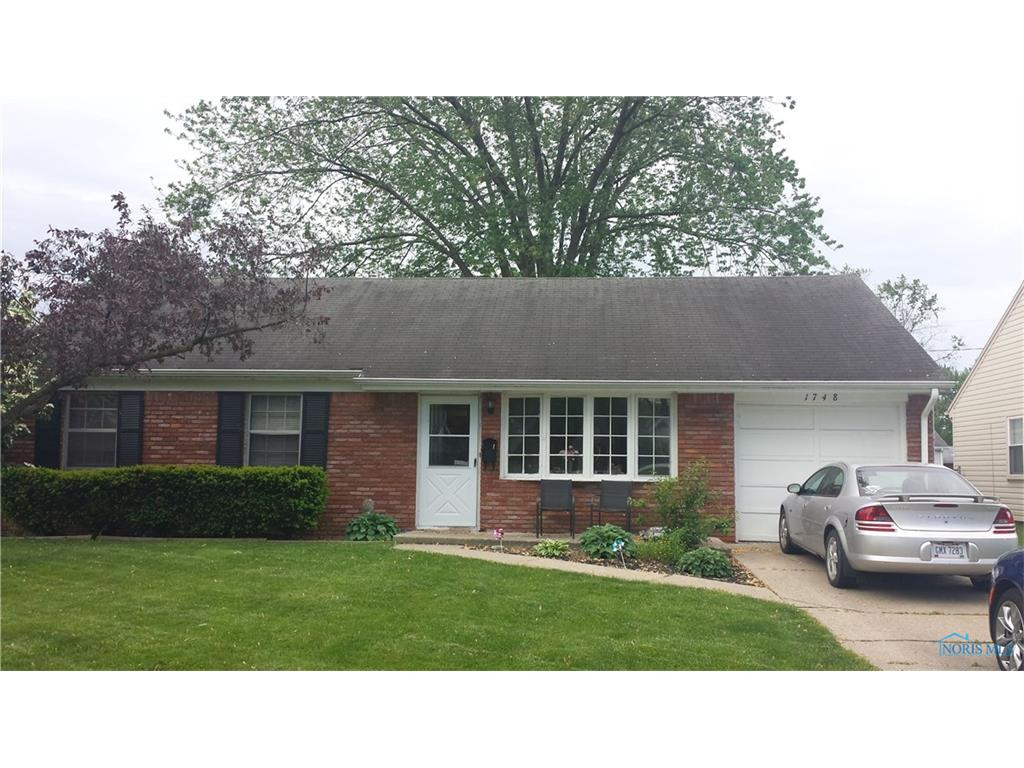 1748 Parkway Drive, Maumee, OH 43537