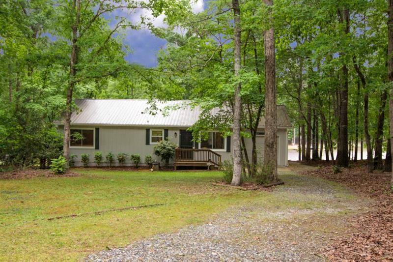 1810 Parks Mill Drive, Greensboro, GA 30642