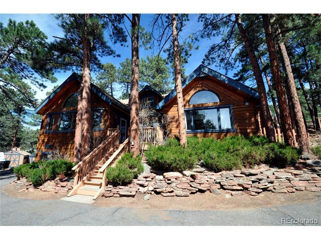 4575 Picutis Road, Indian Hills, CO 80454