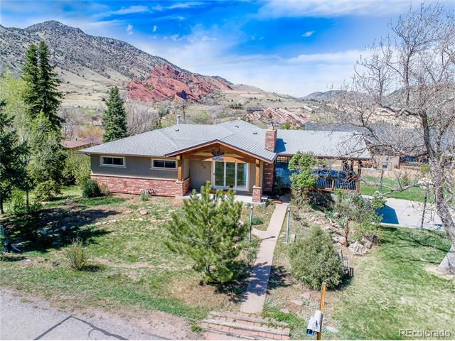 139 Canyon Vista Drive, Morrison, CO 80465