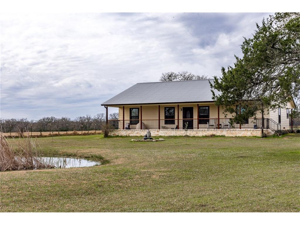 9112 County Road 109 (+/-92.8 acres), Iola, TX 77861