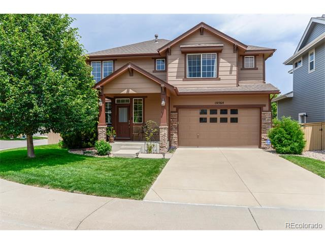 10564 Pearlwood Circle, Highlands Ranch, CO 80126