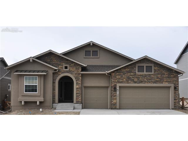6715 Mineral Belt Drive, Colorado Springs, CO 80927