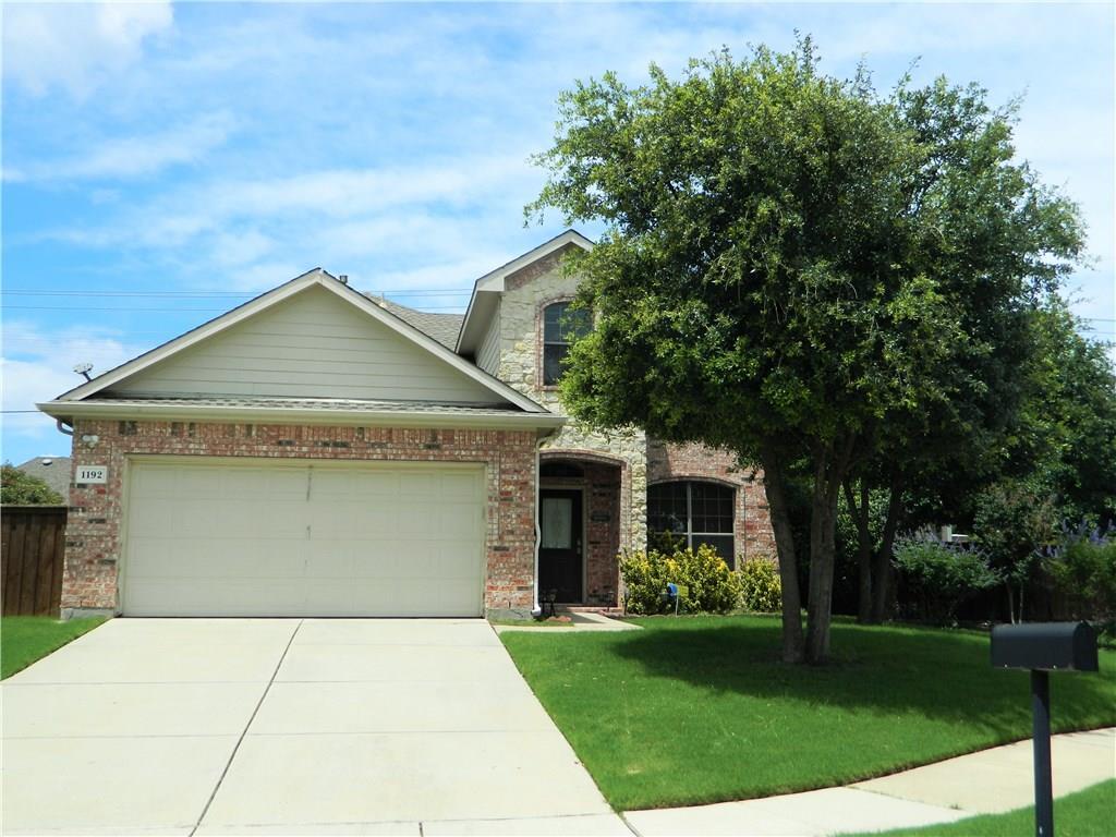 1192 Maddy Lane, Flower Mound, TX 75028
