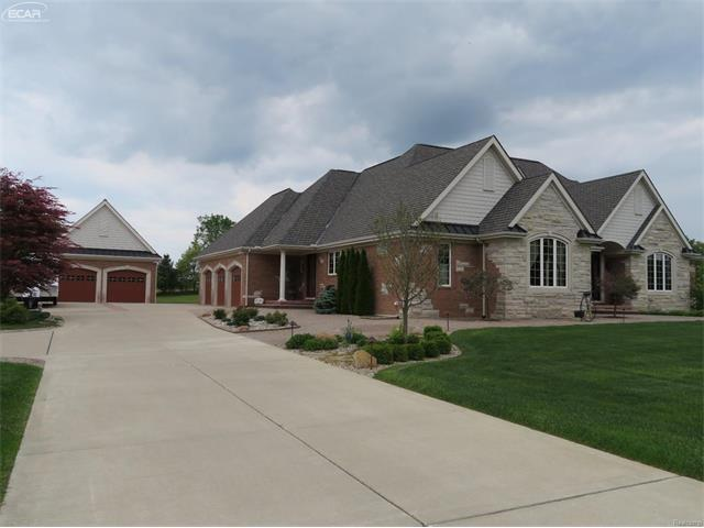 2108 Greater Oak Drive, Lapeer Twp, MI 48446