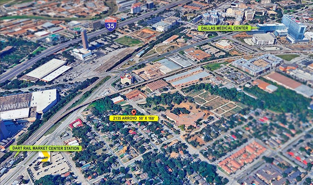 2135 Arroyo Avenue, Dallas, TX 75219