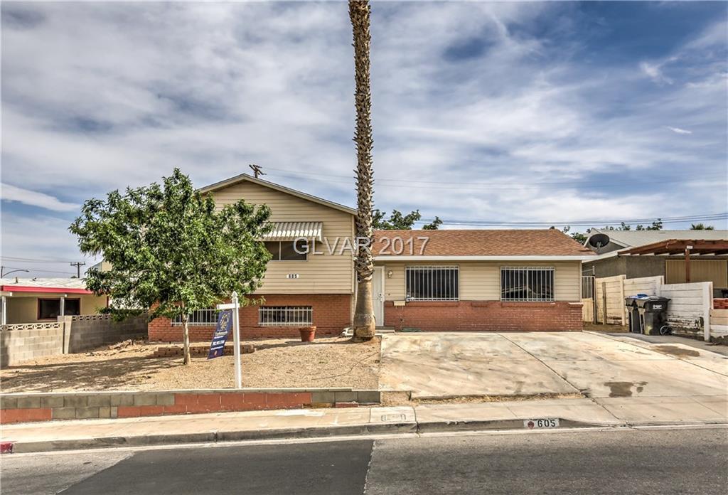 605 MILLER Avenue, North Las Vegas, NV 89030
