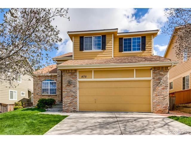 475 Rose Finch Circle, Highlands Ranch, CO 80129
