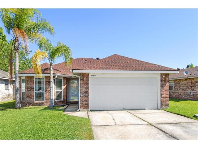 2589 FOLIAGE Drive, Marrero, LA 70072