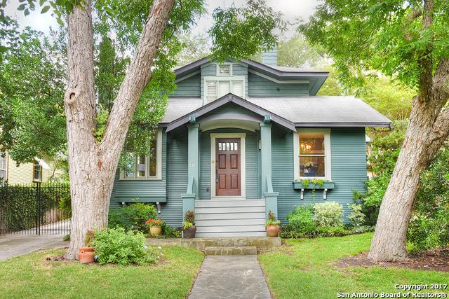 226 HARRISON AVE, Alamo Heights, TX 78209
