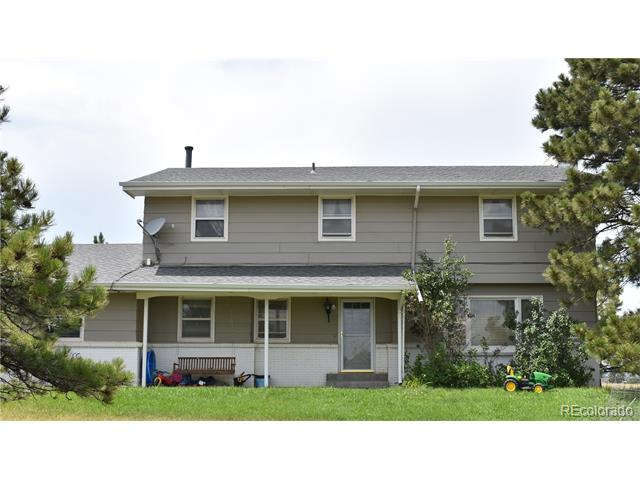 11205 E Folsom Point Lane, Franktown, CO 80116