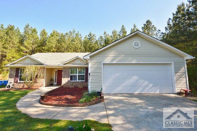 312 Pinewood Circle, Colbert, GA 30628