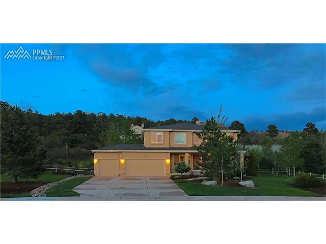 15291 Ridgefield Lane, Colorado Springs, CO 80921