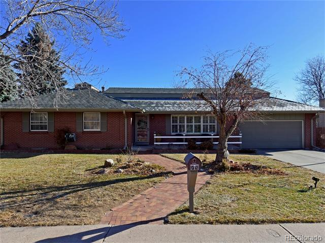 7200 S Sheridan Court, Littleton, CO 80128