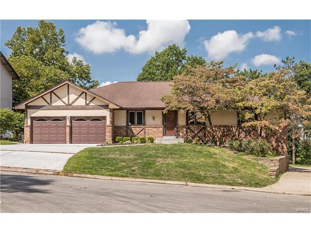 642 Woodchuck Ln, Lake St Louis, MO 63367