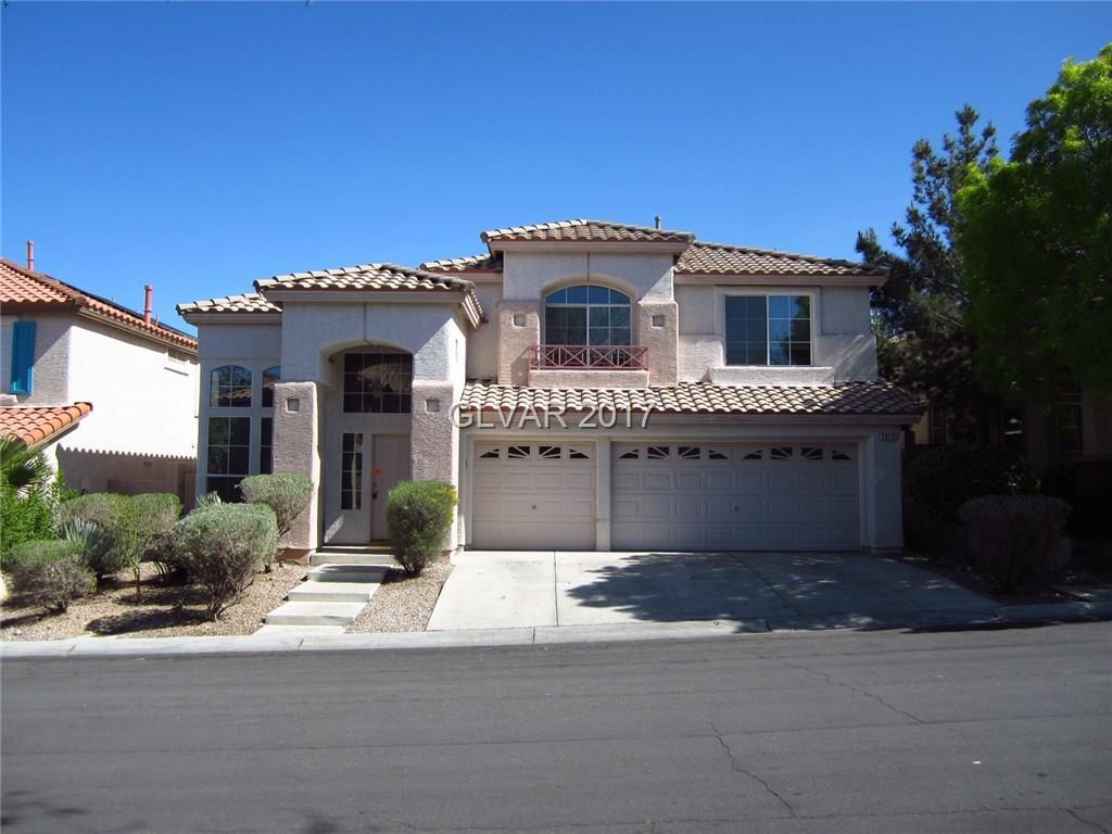 2312 SUNRISE MEADOWS Drive, Las Vegas, NV 89134