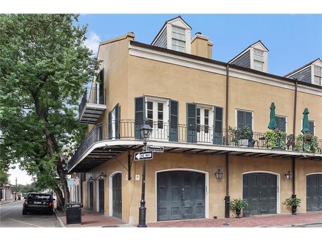501 BURGUNDY Street, New Orleans, LA 70112