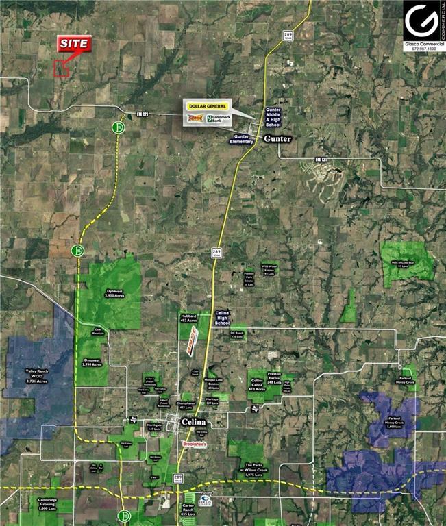 N/A Airport Road, Tioga, TX 76271
