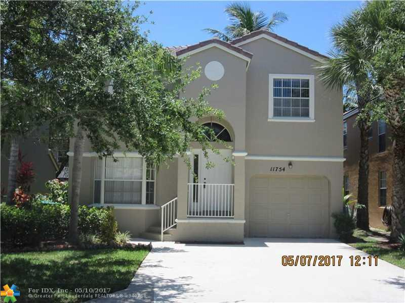 11754 NW 1st St, Coral Springs, FL 33071