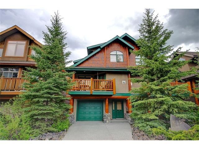 825 4th Street 1, Canmore, AB T1W 2G9