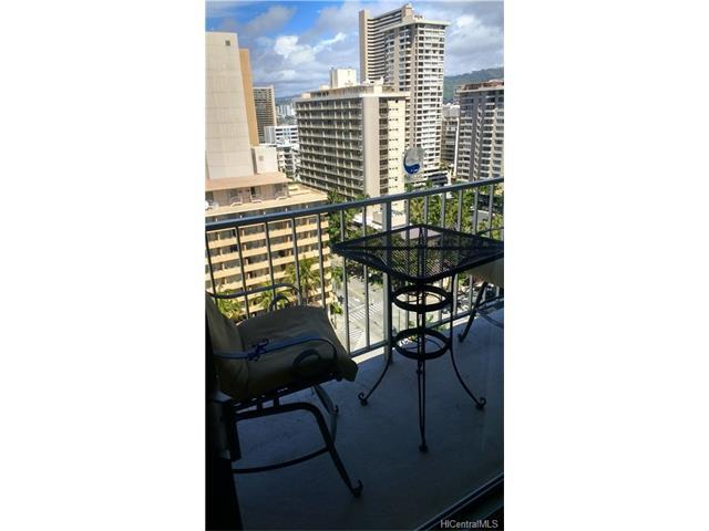 364 Seaside Avenue 1508, Honolulu, HI 96815
