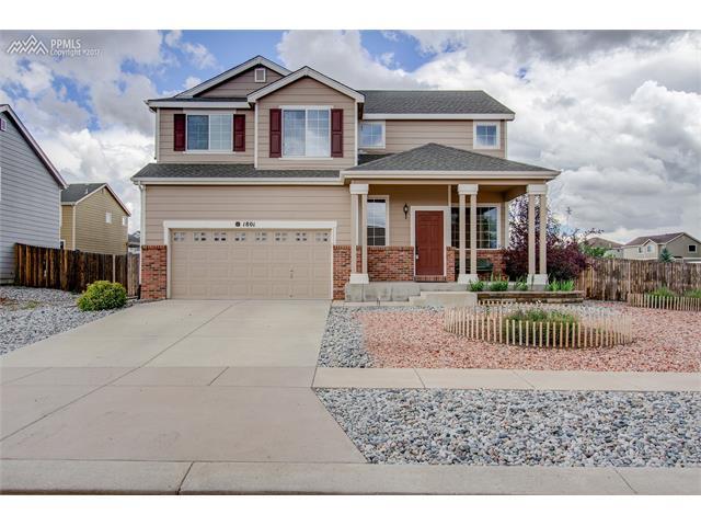1801 Maddees Way, Colorado Springs, CO 80951